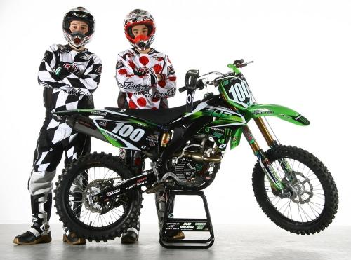 Team Kawasaki BUD-Racing supported by Splitstream › News ...