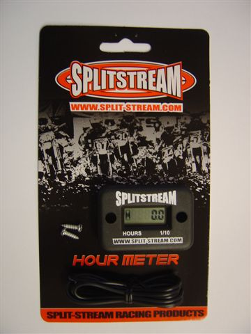 SPLITSTREAM HOURMETER