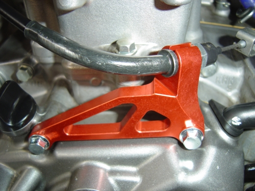SPLITSTREAM HONDA CRF 250 / CRF 450 Clutch Cable Bracket